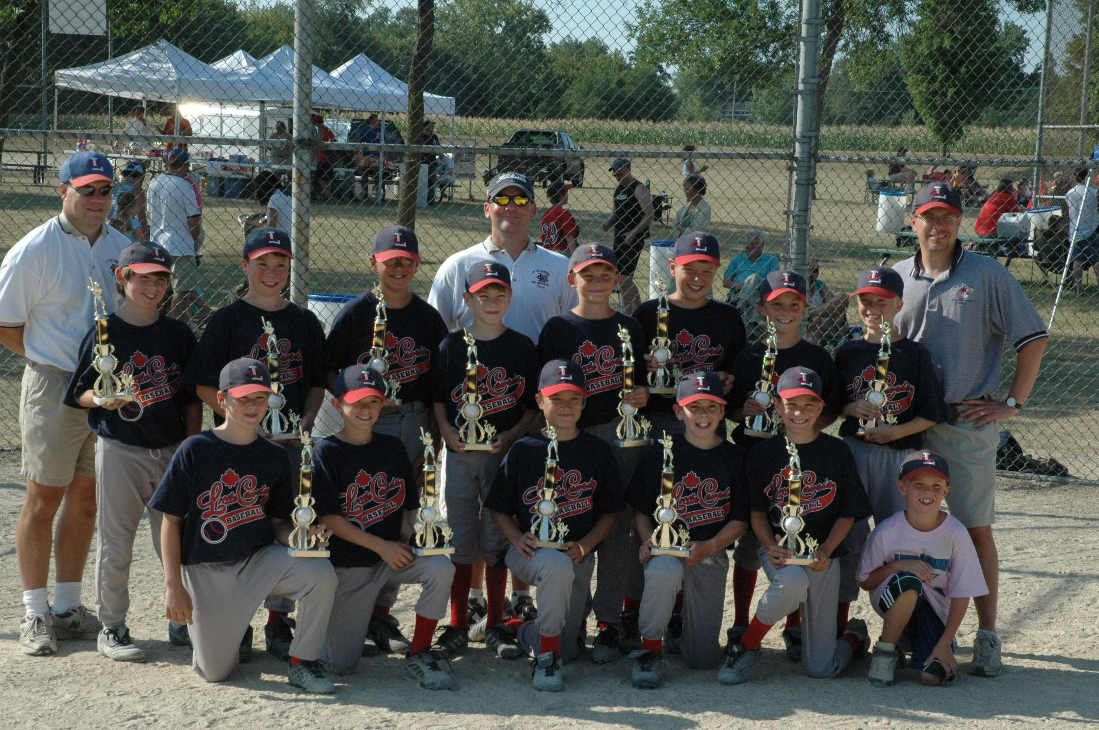 Youth Baseball Picture
