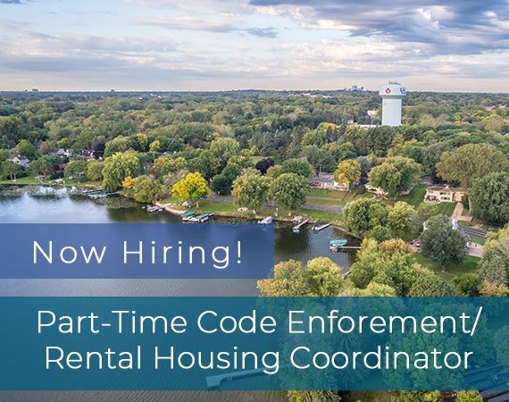 Now Hiring Code Enforecement City Spotlight Image